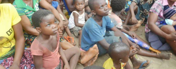 Refugees in Cameroon