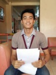 James Ronald Castil, Volunteer for the Visayans College Scholar