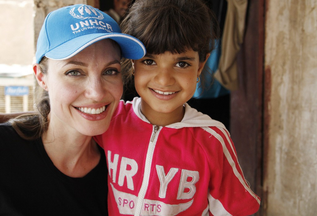 Angelina Jolie UNHCR
