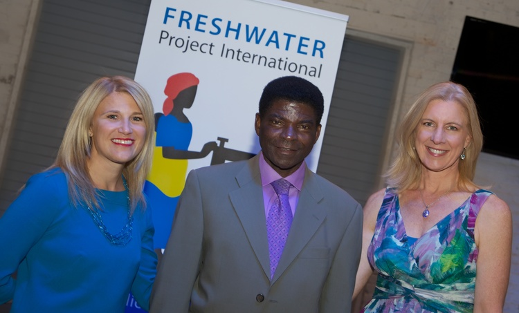 Freshwater Project International Launch 2012 photos by Amy Hart