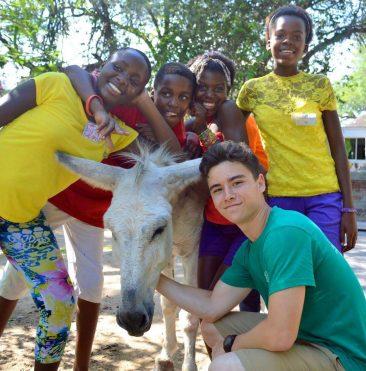 DAKTARI participants in South Africa