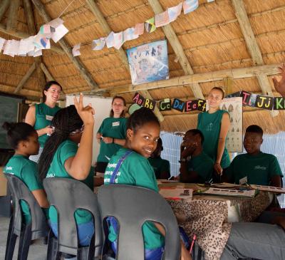 Daktari classroom