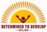 Determined to Develop Logo