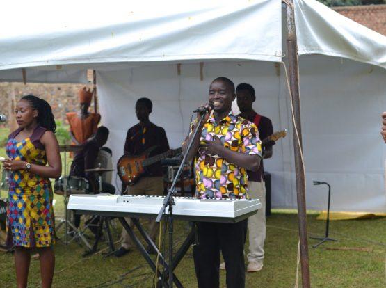 LMF founder Disan Kato