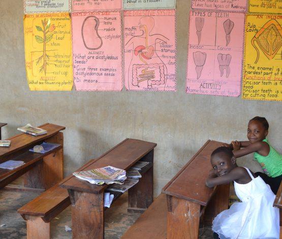uganda classroom
