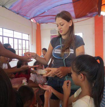 volunteer with vfv
